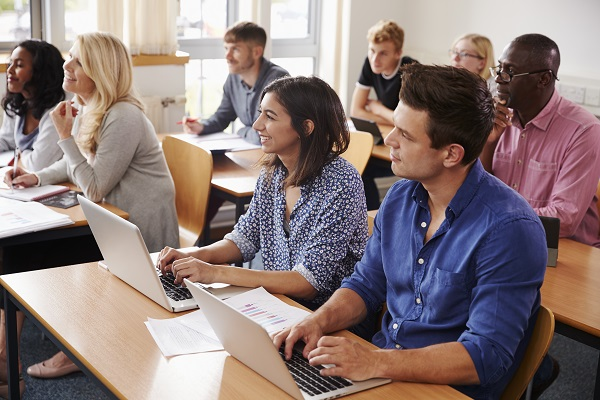 online adult class date